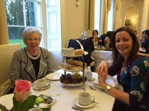 Mums need afternoon tea, so civilised