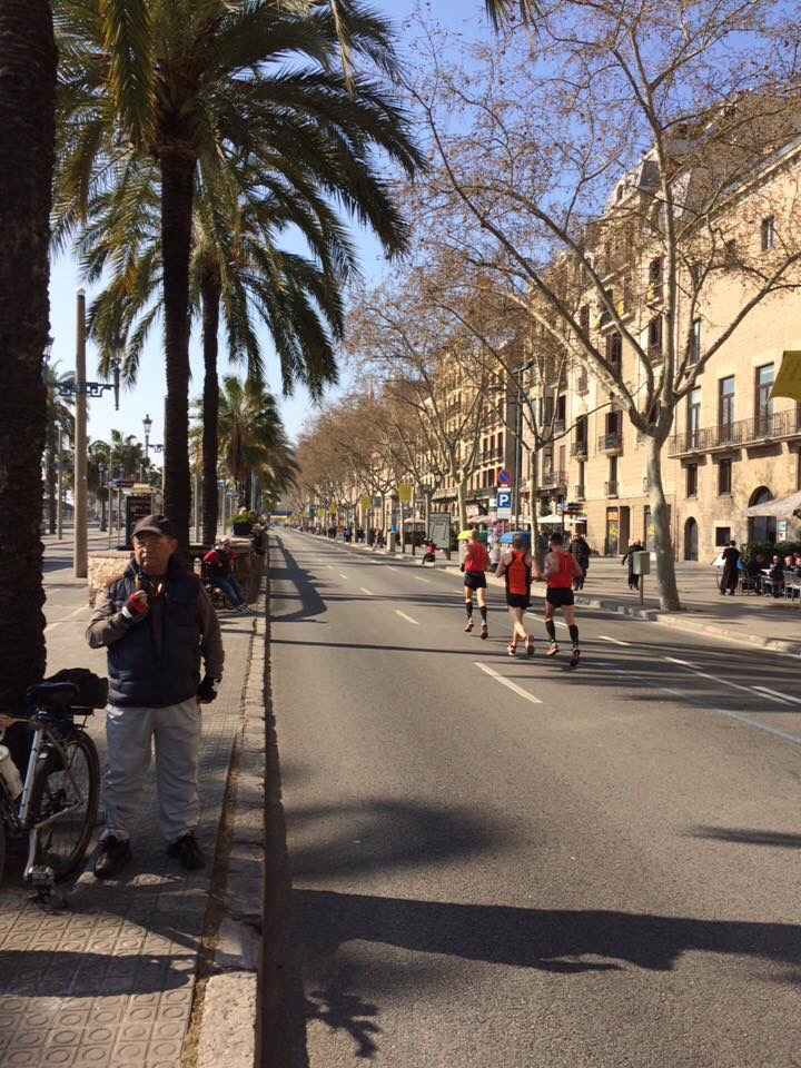 Barcelona Marathon 2016