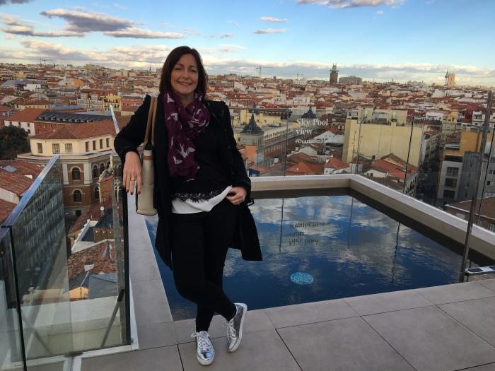 Dear Hotel, Rooftop terrace