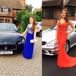 It's all about the marques ! The modern Prom transport